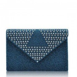 Ls Bags London Emerald / Σμαραγδί Purse / Φάκελος (LSE00242)